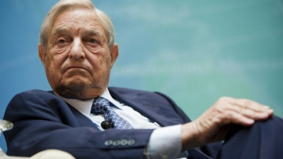 Financial Times, George Soros persona dell'anno