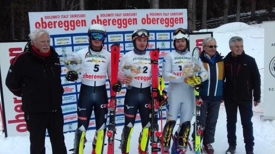 Sci, Coppa Europa: il croato Rodes vince a Obereggen. Razzoli secondo