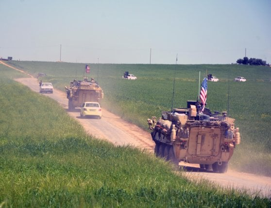 Gli Stati Uniti hanno avviato il ritiro delle truppe dal nord-est della Siria controllato dai curdi