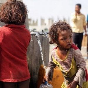 Yemen, mezzo milione di sfollati al gelo senza riparo né cibo: le ragioni di questa guerra