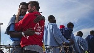 L'uomo che ha salvato 4.715 migranti in mare