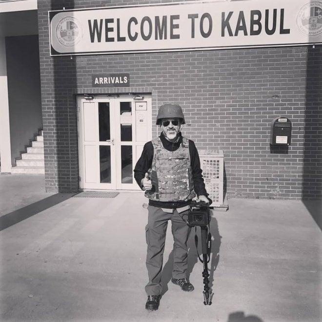 Le immagini di Danilo, il soldato-runner