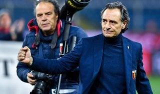 """Genoa, Prandelli: """"Con l'Atalanta capiremo di che pasta siamo fatti''"""