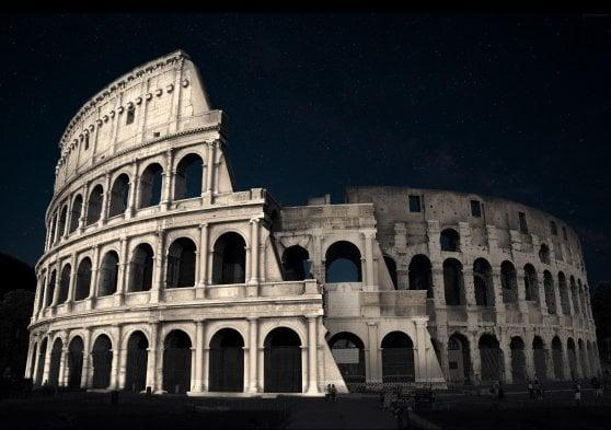 Elisa Forlini, la signora della luce, dal Colosseo alla Grande Mela