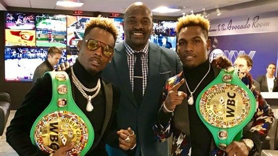 Boxe, Jermall e Jermell: ecco i Charlo, i gemelli del ring