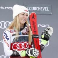 Sci, Cdm donne: Shiffrin domina anche nello slalom, Costazza nona