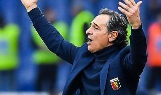 """Genoa, Prandelli: """"Vittoria importante, continuiamo così"""""""