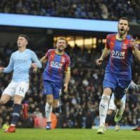 Inghilterra: City e Chelsea scivolano in casa, il Liverpool va in fuga e lo United stravince