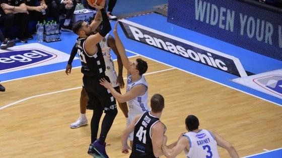 Basket, Serie A: Brescia passa a Cremona, Brindisi supera Bologna