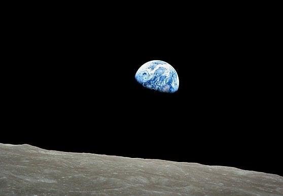 'Alba della Terra', 50 anni fa la storica foto scattata dalla luna