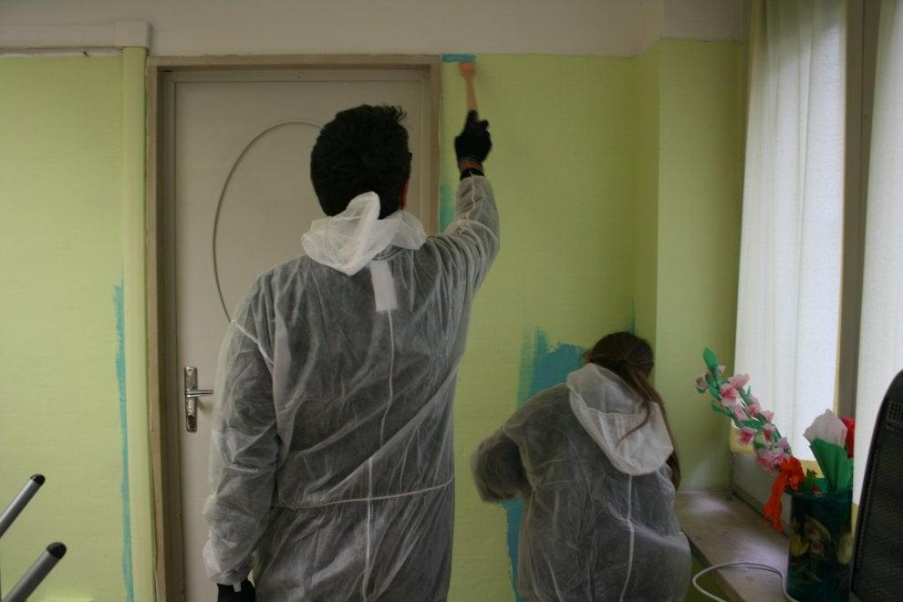 Bricolage del Cuore: dal Piemonte alla Sicilia 2.500 volontari per le riqualificazioni edilizie