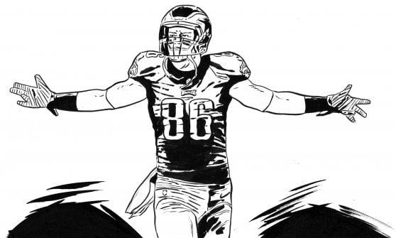 Nfl, Foles eroico: gli Eagles superano i Texans