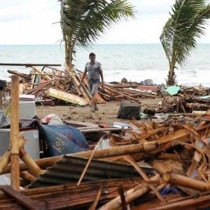 Indonesia, in arrivo gli aiuti umanitari dalla Caritas e dall'Unicef nelle zone devastate dallo tsunami