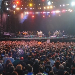 Concerti negli stadi:  da luglio si entrerà solo con biglietto nominativo e identificazione all'ingresso