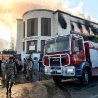 Libia, nell'attacco di Tripoli tre morti e 9 feriti