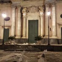 Etna, sisma di magnitudo 4.8 a Catania