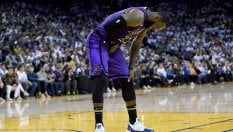 Basket Nba: Lebron ko ma i Lakers stendono Golden State