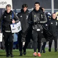 Atalanta-Juventus, la prima in panchina per Cristiano Ronaldo