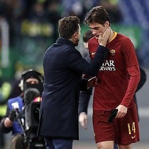 """Roma, Di Francesco: """"La migliore prestazione della stagione"""""""