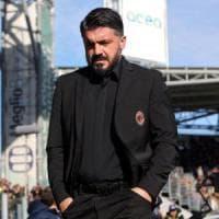Il Milan e due settimane da incubo: Gattuso resiste, bivio Supercoppa