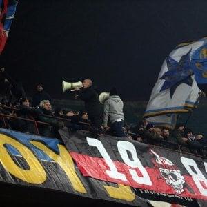 Inter, giudice sportivo: due gare a porte chiuse. Napoli, due turni a Insigne e Koulibaly