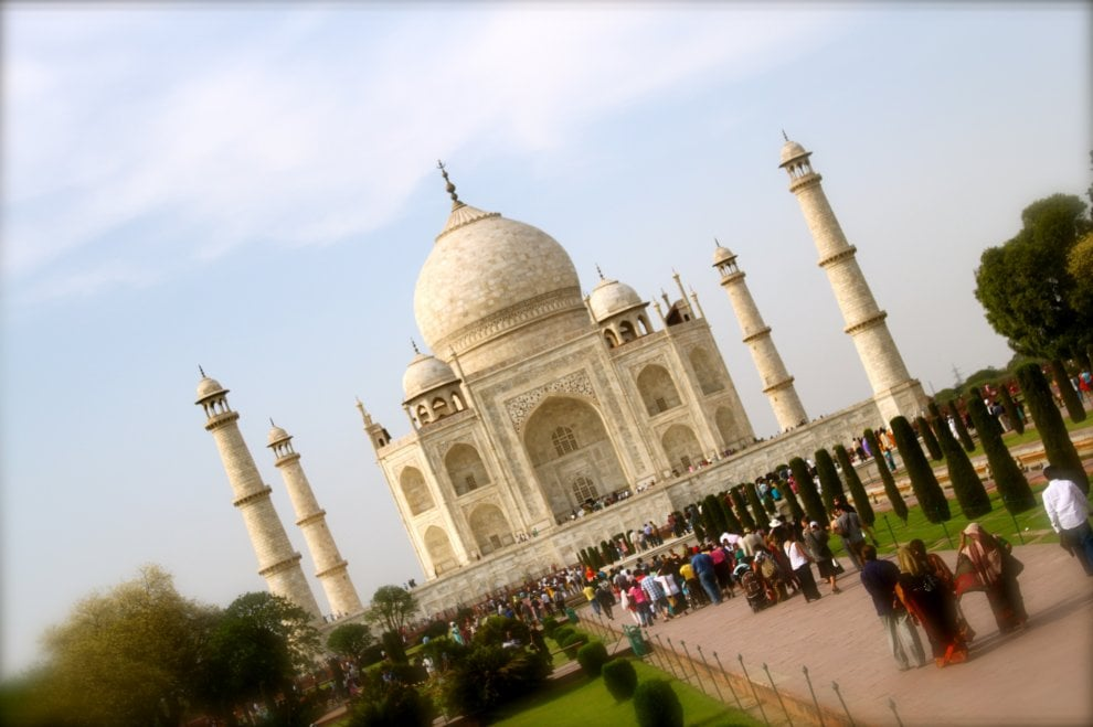 Da Agra a Jaipur, gioielli e colori dell'India