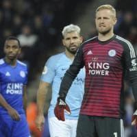 Leicester, Schmeichel e il dramma Vichai: