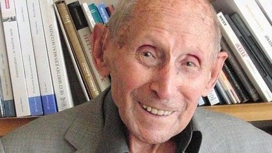 È morto a 108 anni Georges Loinger, eroe della resistenza che progettò la nave Exodus