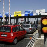Il governo studia il blocco dell'aumento dei pedaggi autostradali