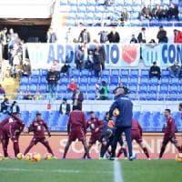 Vietato striscione per interista morto, ultras Lazio lasciano Curva Nord