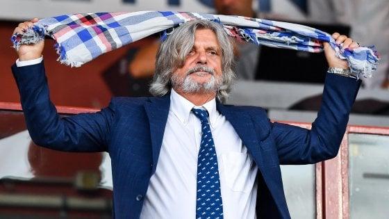 """Sampdoria, Ferrero e il Var: """"Bisogna dare più fiducia agli arbitri''"""