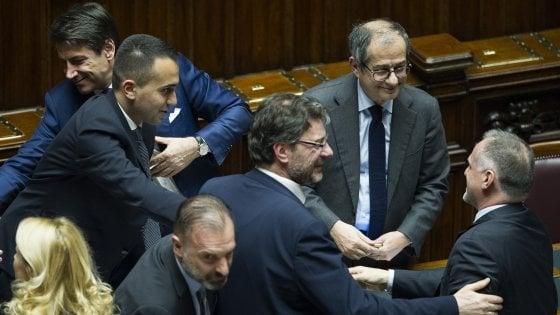 """Manovra, sì definitivo della Camera. Pd e Leu non partecipano: """"Il governo ha ferito la democrazia"""""""