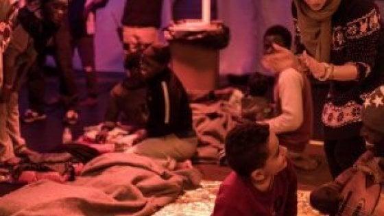 Migranti, appello Ong all'Ue per i 49 naufraghi in mare