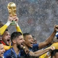 La Francia sul tetto del mondo, Modric, LeBron e Djokovic: i dieci nomi del 2018