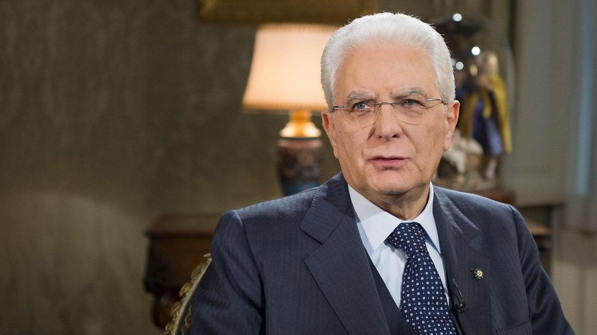Mattarella attesa per il discorso di fine anno tra i for Parlamento in diretta