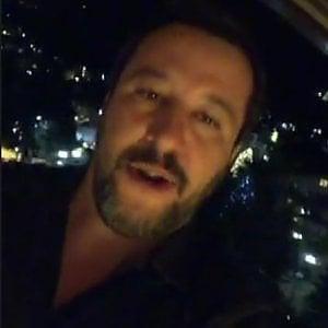"""Salvini su Mattarella: """"Con noi Italia ha riconquistato i suoi confini"""". Di Maio e Conte: """"Non lasceremo indietro i deboli"""""""