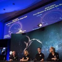 New Horizons sorvola Ultima Thule ai confini del sistema solare. E  chiama la Terra
