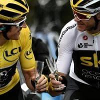 Ciclismo, l'annuncio del team Sky: