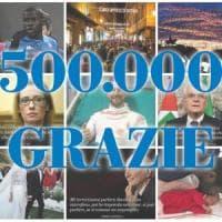 Repubblica, 500mila follower su Instagram e un contest: chi sarà il volto del 2019?
