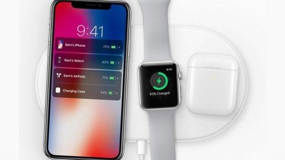 Perché AirPower, il caricatore wireless di Apple, si fa attendere