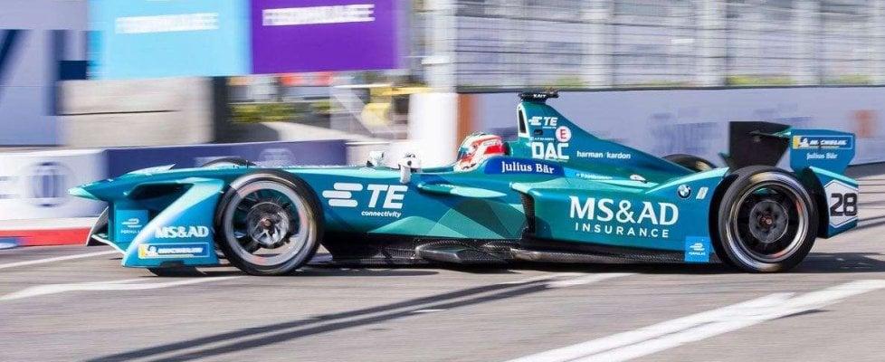 Formula E, alla Bmw di Felix da Costa la prima gara