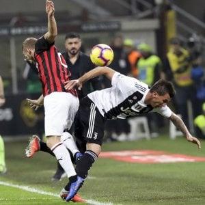 """Supercoppa fra Juventus e Milan in Arabia, Salvini: """"Tribune per soli maschi una schifezza"""""""