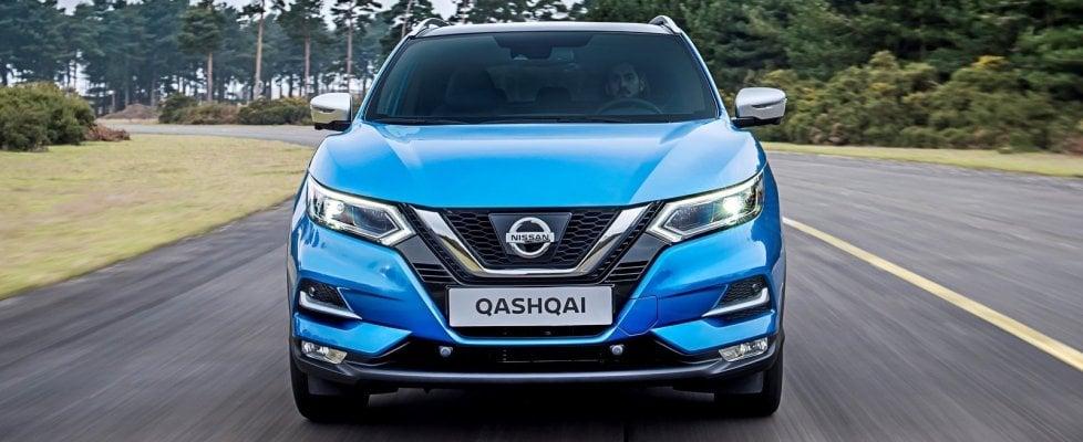 Nissan Qashqai, cuori per tutti i gusti