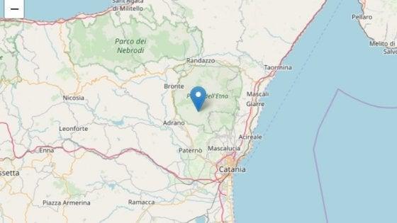 Etna, un'altra notte di paura: sciame sismico e all'alba terremoto di magnitudo 3,5