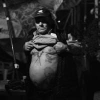 'Mamma vita mia', dentro i tatuaggi degli ex galeotti napoletani