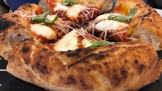 Pizza: Giuseppe Pignalosa a Salerno alza l'asticella e punta sull'eleganza