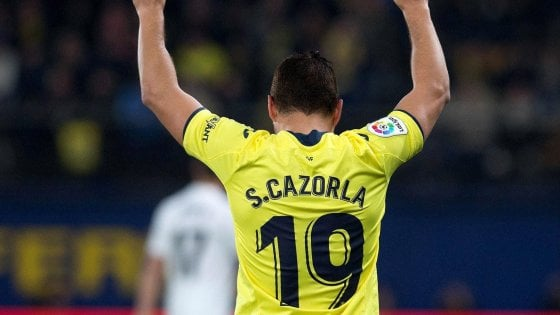 Villareal, la favola di Cazorla. Dal rischio amputazione alla doppietta al Real: ''Una partita speciale''