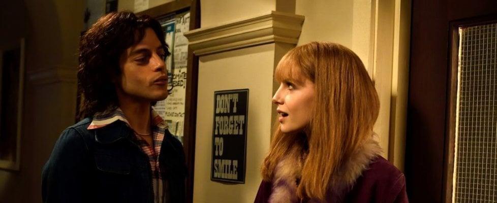 """Rami Malek: """"Sì, sto con Lucy Boynton"""". Come Freddie Mercury e Mary Austin anche nella realtà"""