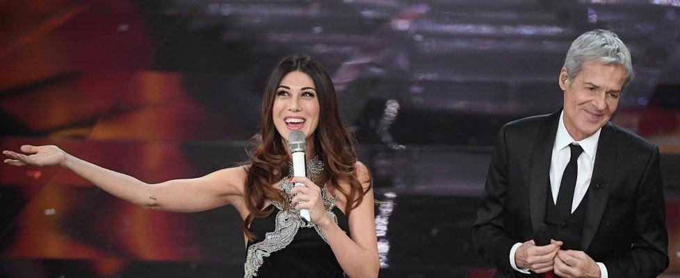 Sanremo, l'accordo è fatto: Claudio Bisio e Virginia Raffaele affiancheranno Baglioni