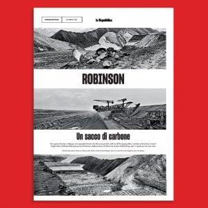 Su Robinson il ritorno del carbone